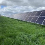 Green Valley Seed Seeded the Hardin 1 Solar Farm in Hardin County, OH